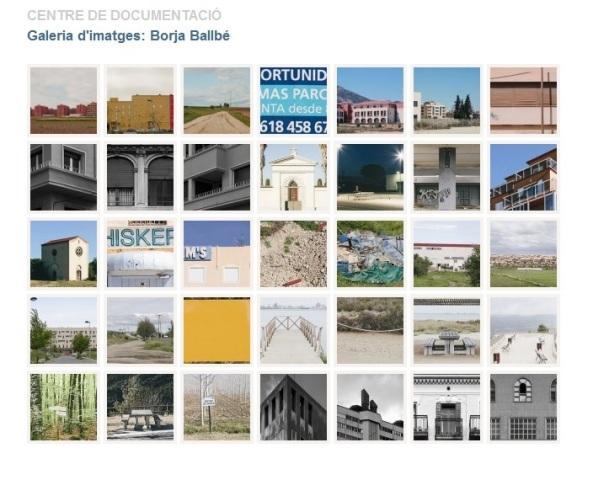 Recull galeria Borja Ballbé