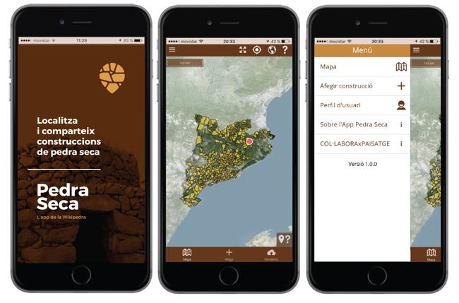 nueva aplicación para móviles