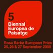 Rosa Barba European Landscape Prize 2008