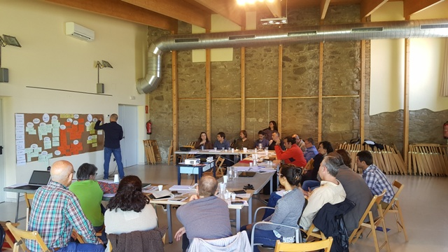 segunda reunión de las iniciativas locales