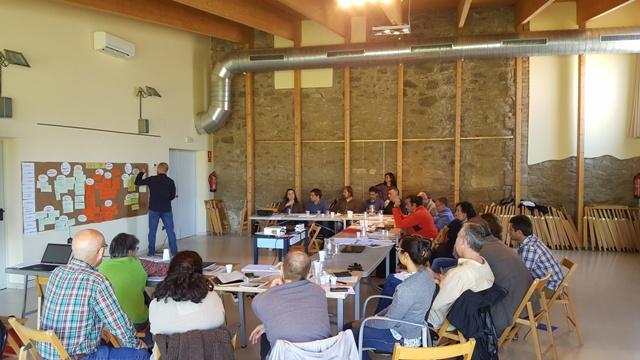 segona reunió iniciatives món local
