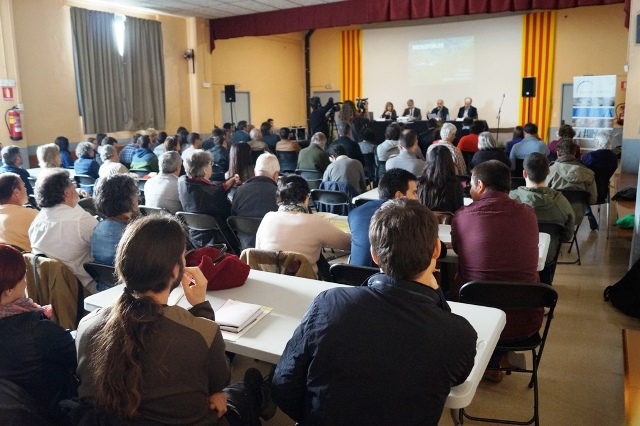 Benvinguda i presentació Jornada Micropobles