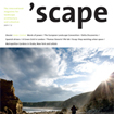 The Dutch magazine, 'scape, focuses on the Landscape Observatory