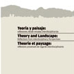 New publication <i>Theory and landscape: reflections from interdisciplinary perspectives</i>