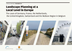 2. Landscape Planning at a Local Level in Europe