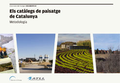 3. Landscape catalogues of Catalonia. Methodology